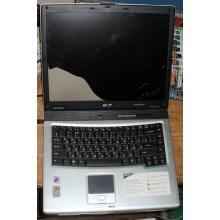 "Ноутбук Acer TravelMate 4150 (4154LMi) (Intel Pentium M 760 2.0Ghz /256Mb DDR2 /60Gb /15"" TFT 1024x768) - Иваново"