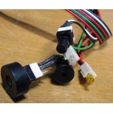 Светодиоды в Иваново, кнопки и динамик (с кабелями и разъемами) для корпуса Chieftec (Иваново)
