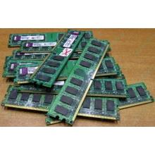 ГЛЮЧНАЯ/НЕРАБОЧАЯ память 2Gb DDR2 Kingston KVR800D2N6/2G pc2-6400 1.8V  (Иваново)