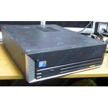 Лежачий четырехядерный компьютер Intel Core 2 Quad Q8400 (4x2.66GHz) /2Gb DDR3 /250Gb /ATX 250W Slim Desktop (Иваново)