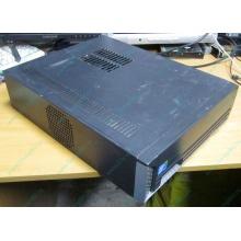 Лежачий четырехядерный системный блок Intel Core 2 Quad Q8400 (4x2.66GHz) /2Gb DDR3 /250Gb /ATX 300W Slim Desktop (Иваново)