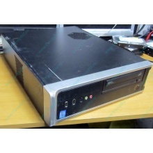 Компьютер Intel Core i3 2120 (2x3.3GHz HT) /4Gb DDR3 /250Gb /ATX 250W Slim Desktop (Иваново)