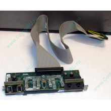 Панель передних разъемов (audio в Иваново, USB) и светодиодов для Dell Optiplex 745/755 Tower (Иваново)