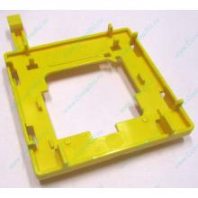 Жёлтый держатель-фиксатор HP 279681-001 для крепления CPU socket 604 к радиатору (Иваново)