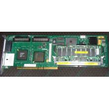 SCSI рейд-контроллер HP 171383-001 Smart Array 5300 128Mb cache PCI/PCI-X (SA-5300) - Иваново