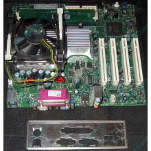 Комплект: плата Intel D845GLAD с процессором Intel Pentium-4 1.8GHz s.478 и памятью 512Mb DDR1 Б/У (Иваново)