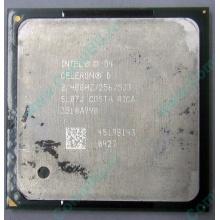 Процессор Intel Celeron D (2.4GHz /256kb /533MHz) SL87J s.478 (Иваново)