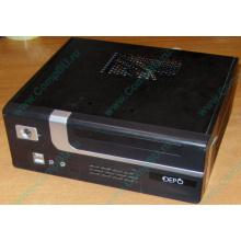 Б/У неттоп Depo Neos 230USF (Intel Celeron J1800 (2x2.41GHz) /2Gb DDR3 /500Gb /BT /WiFi /miniITX /Windows 7 Pro) - Иваново