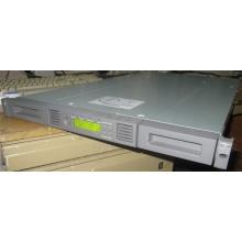 HP AH562A StorageWorks 1/8 Ultrium 920 G2 SAS Tape Autoloader LVLDC-0501 LTO-3 (Иваново)