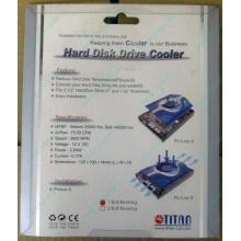 Вентилятор для винчестера Titan TTC-HD12TZ в Иваново, кулер для жёсткого диска Titan TTC-HD12TZ (Иваново)
