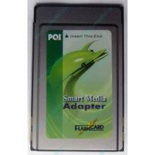 Smart Media PCMCIA адаптер PQI (Иваново)